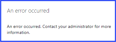 Logging into CPM using Identity Provider may fail with an error An