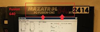Mazak Identification Guide