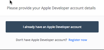 Publish Your App to the Apple App Store With Your Own