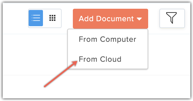 download from cloud
