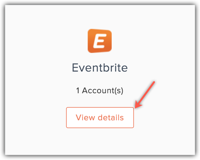 eventbrite view details