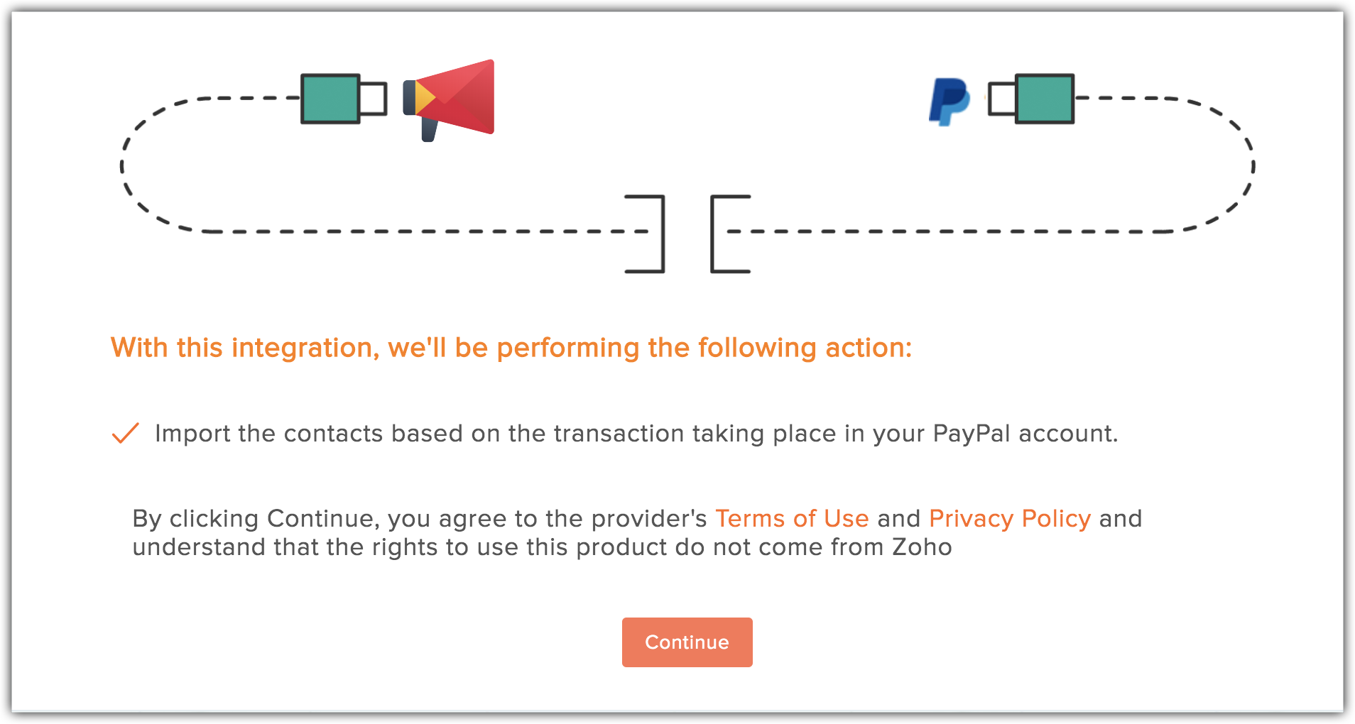 paypal gdpr popup