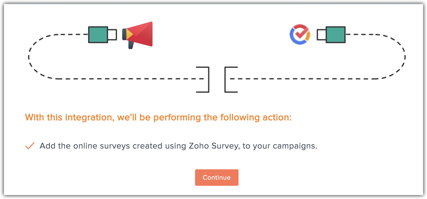 connect with survey