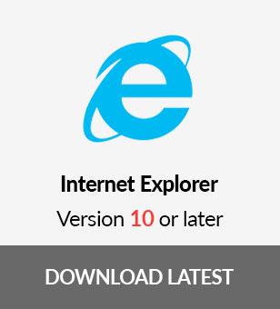 Download latest Internet Explorer browser