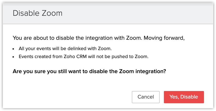 Zoom | Online Help - Zoho CRM