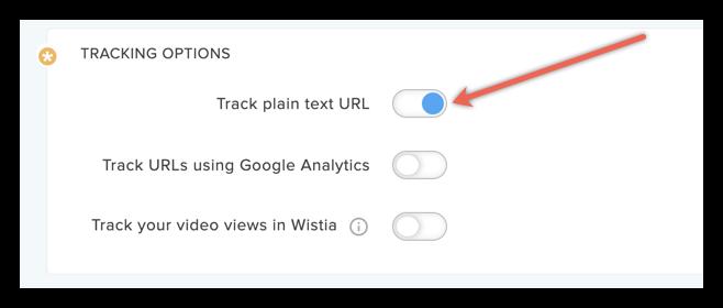 track-plain-text