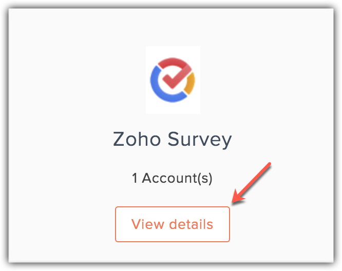 survey view details