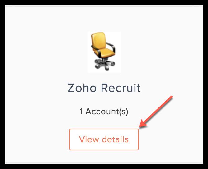 recruit view details