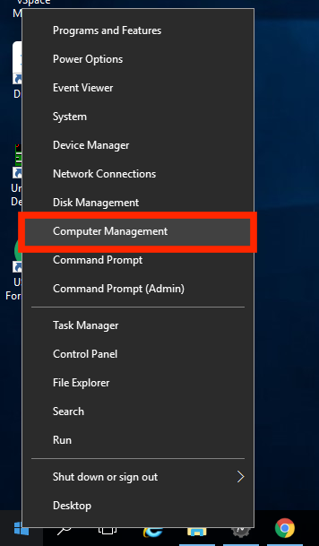 In The Computer Management Window On Local Users And Groups Right Folder Select New User