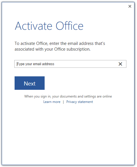 Issues with Configuring and Activating Office 2013 or Office 365 in