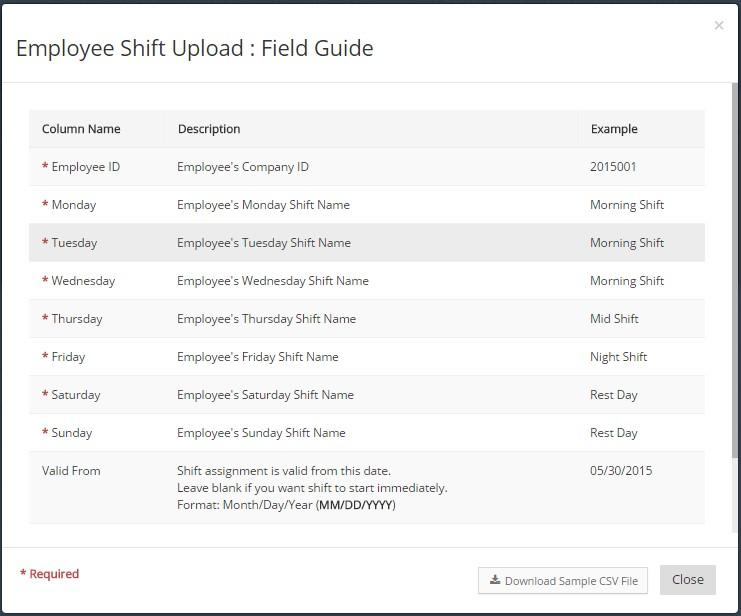 How can I assign Shifts to Multiple Employees Simultaneously?