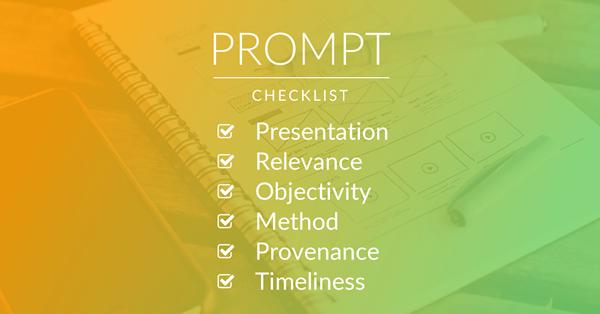 PROMPT Checklist