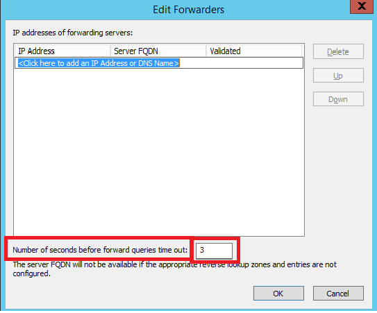 How to resolve the communication error 12007 (with Event ID 1014