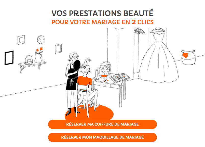 Comment Faire Pour Reserver Une Prestation De Mariage Avec