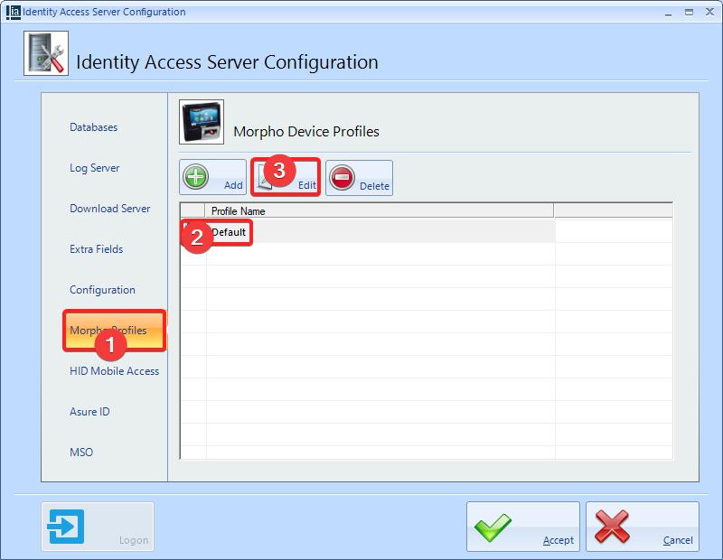 Tech Bulletin 109: Identity Access – Sigma Multi Series – IA