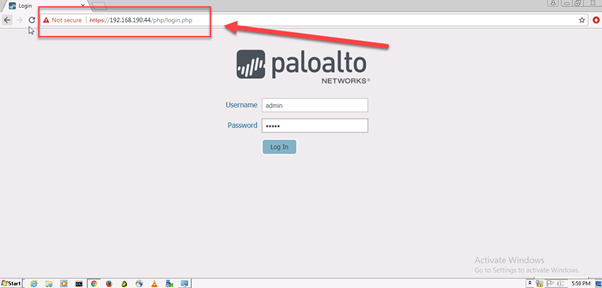 How to Install Palo Alto on EVE-NG