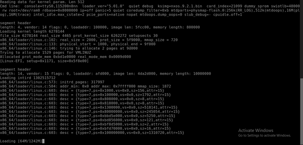Troubleshooting Boot Loader Prompt for Nexus 9K