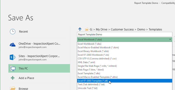Create Custom Reports With Template Editor