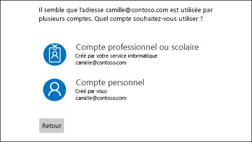 Office 365 - Problème de 1ère connexion