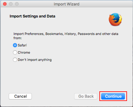 Using the Management Portal with MAC OSX - resolving
