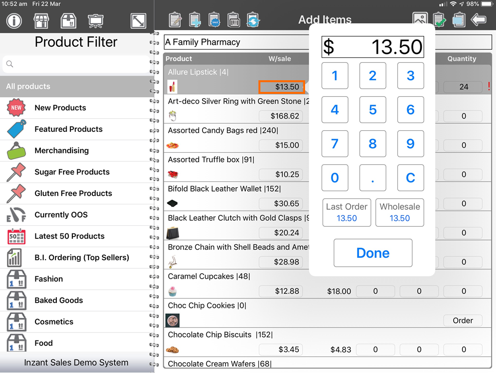 Price Match App >> Product Price Match Discounting On The Mobile Sales App