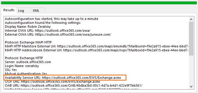 Determine Your Service URL
