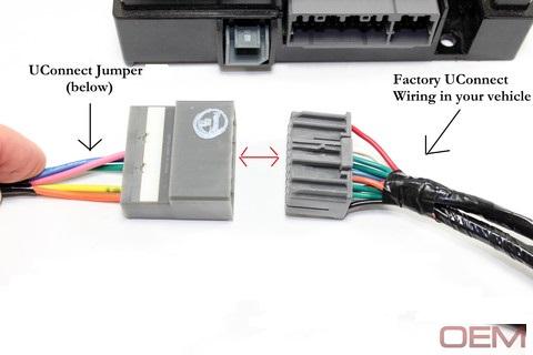 UConnect Jumper Kit Information