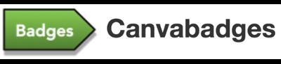 Canvabadges logo