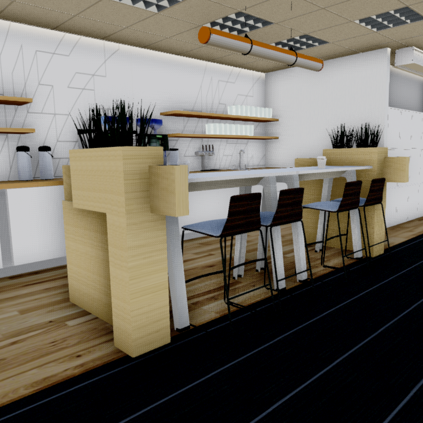 Model for Trezi with SketchUp Components and Groups