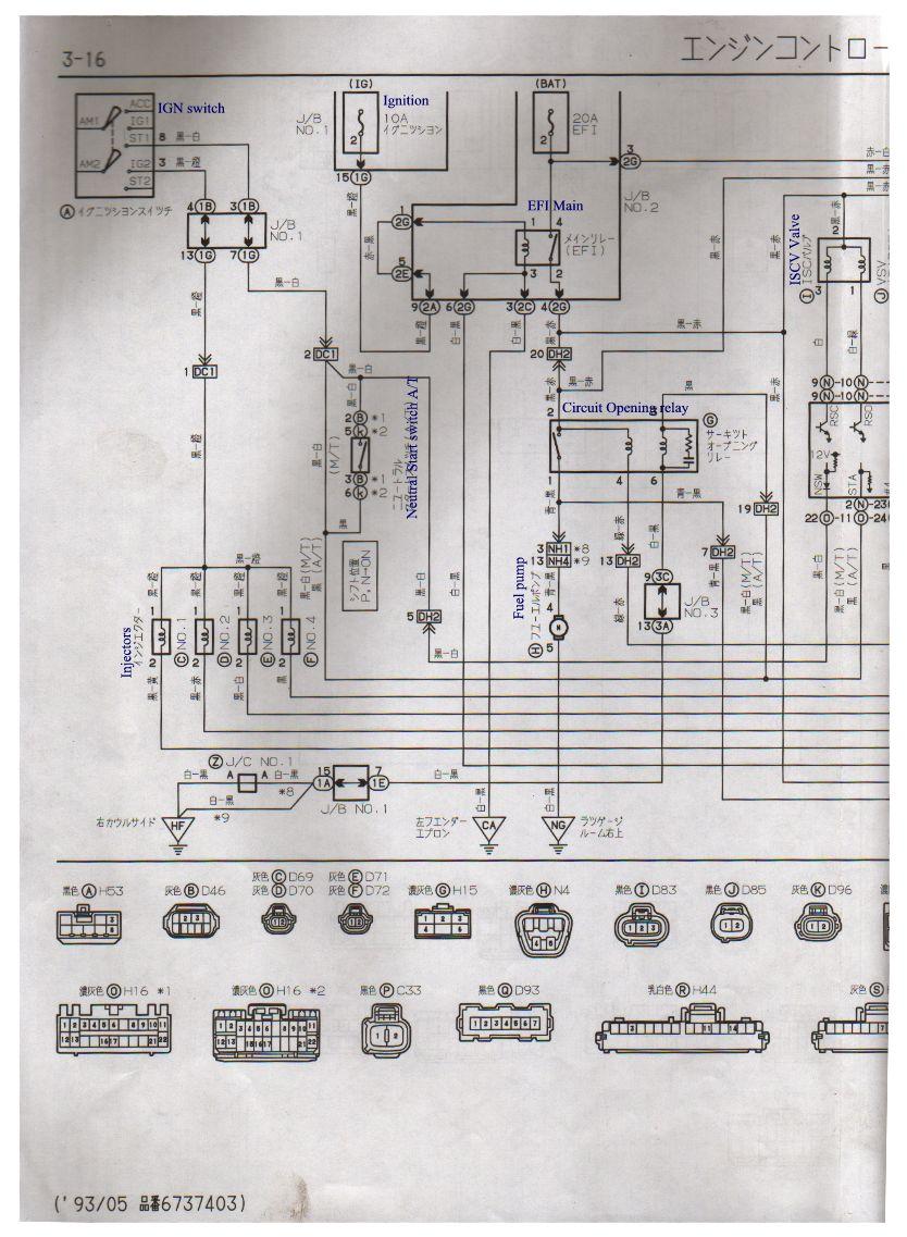 4AG Engine   Ae82 Engine Wiring      Haltech