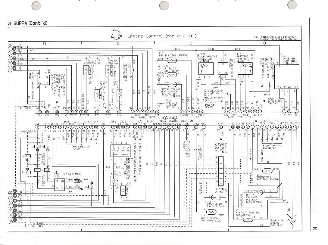 2jz 1jz Engine