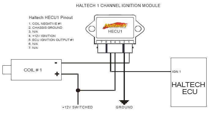 Ignition ModulesHaltech