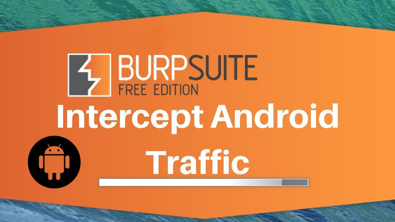 Burp Suite For Mobile