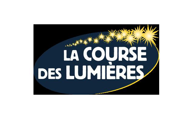 Logo course des lumières