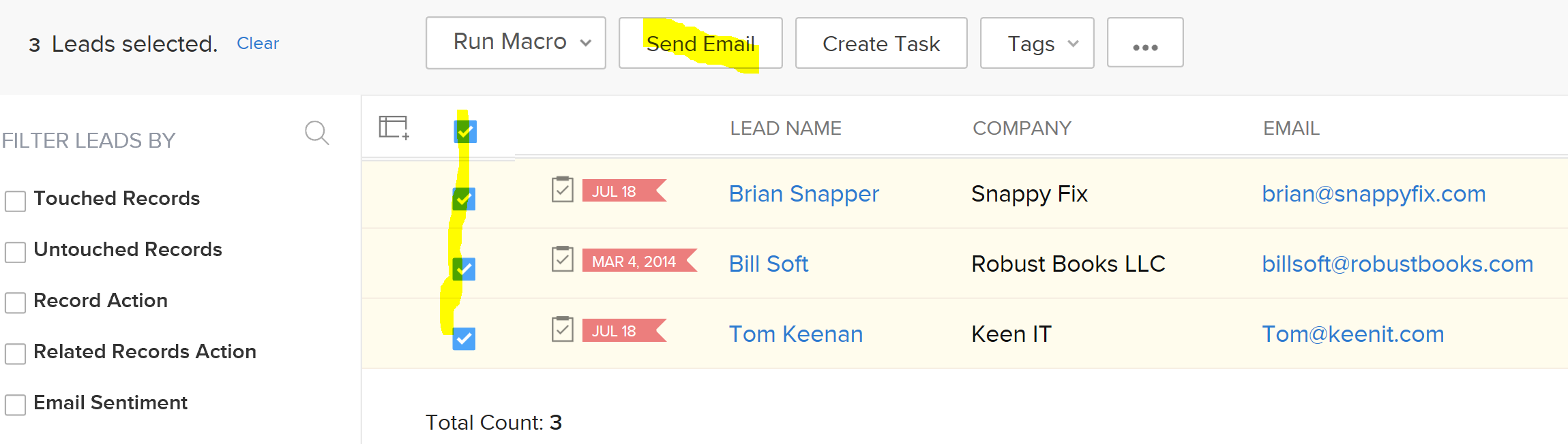 Mass emails going to junk folder but individual emails go to